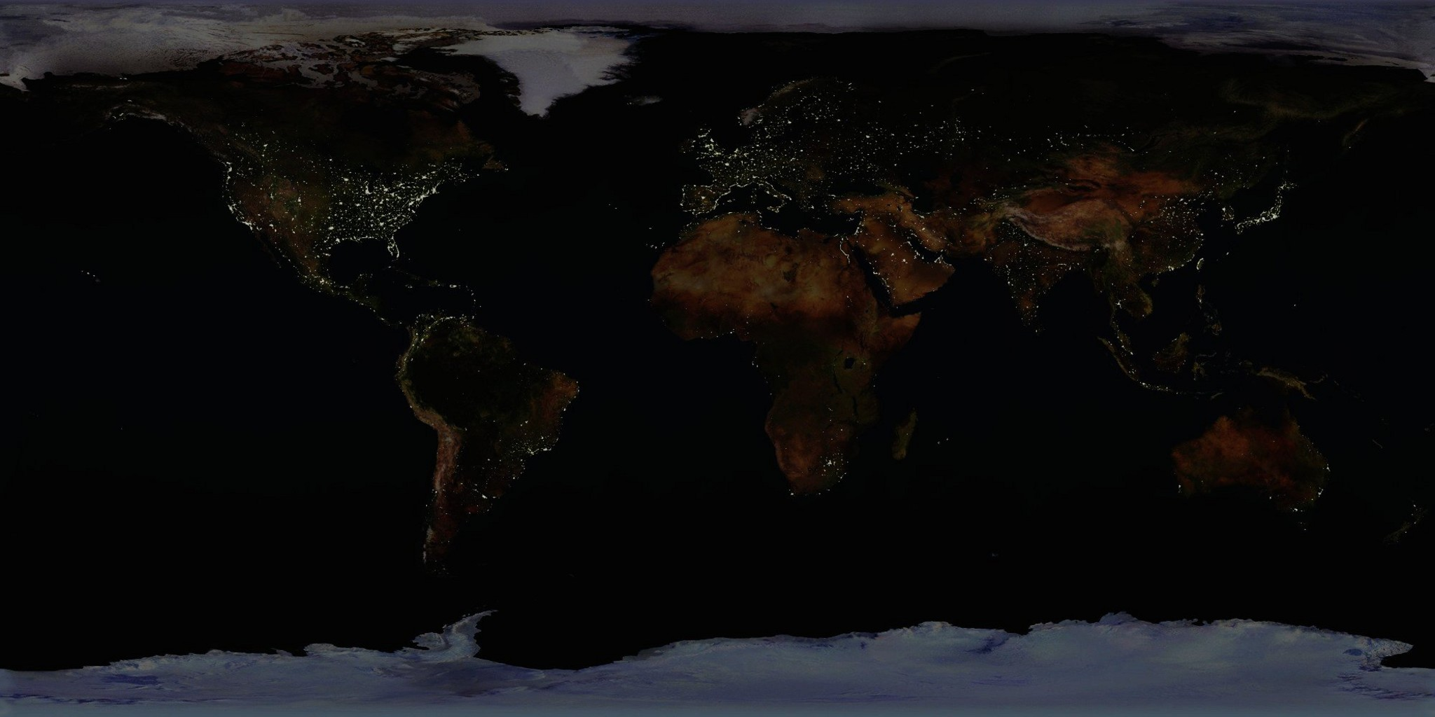Xplanet maps night map for earth gumiabroncs Image collections